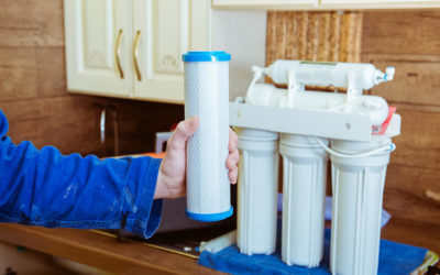 Different Types of Water Filtration Products